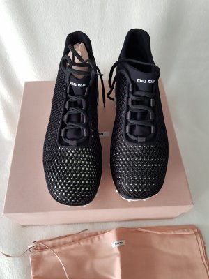 Miu Miu Sneaker Lace-up Gr.41