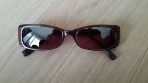 miu miu sonnenbrille bordeaux schmal