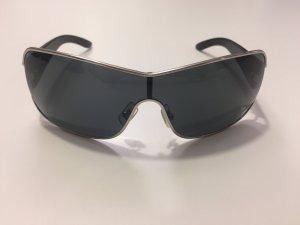 Miu Miu Gafas negro-gris oscuro