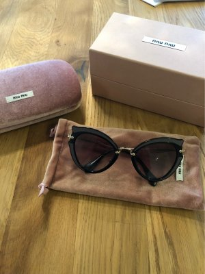 "Miu Miu Sonnenbrille ""CAT Eye"""
