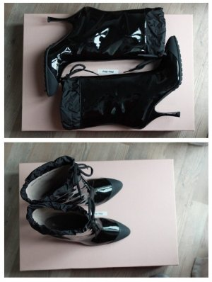 Miu Miu Stiefel Neu mit Etikett /Karton UVP 800€