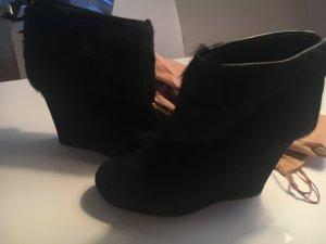 Miu Miu Stiefletten / Ankle Boots Fell