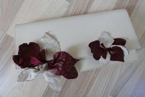 MIU MIU Tasche, Clutchbag, mit super schönen Hawaii Blumen Applikationen, Aloha! :)