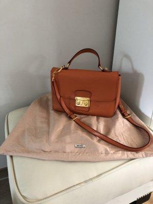 Miu Miu Carry Bag orange