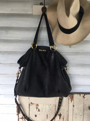 Miu Miu Tasche schwarz