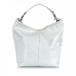 Miu Miu Vernice Shoulder Bag