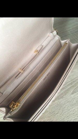 Miu Miu Bag dusky pink leather