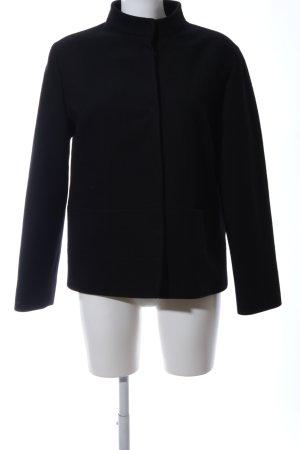 Miu Miu Chaqueta de lana negro look casual