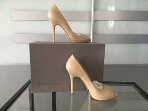 Miu Piu Senza Pumps Peeptoes High Heels 37