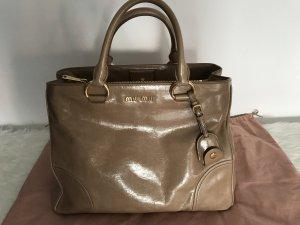 Miumiu Handtasche in der Farbe Altrosa