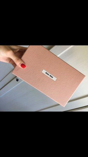 MiuMiu Portemonnaie Pink