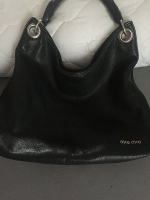 Miu Miu Carry Bag black