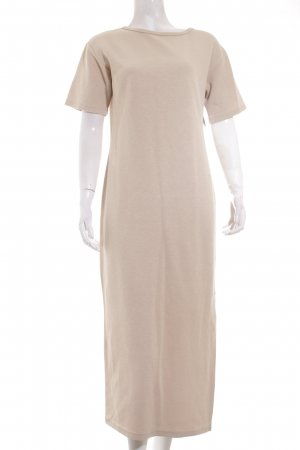 Mixit Tube Dress beige simple style