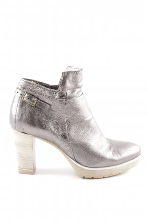Mjus Ankle Boots grau Business-Look