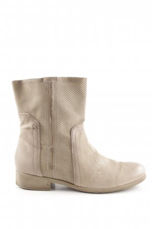 Mjus Booties cream-natural white casual look