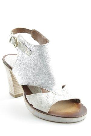 Mjus Riemchen-Sandaletten mehrfarbig klassischer Stil