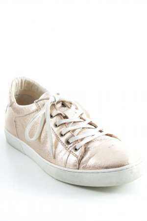 Mjus Lace-Up Sneaker apricot casual look