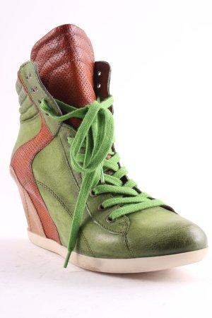 Mjus Wedge Sneaker mehrfarbig Casual-Look