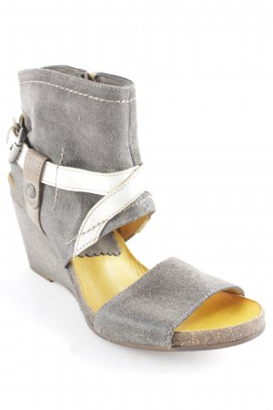 Mjus Wedge Sandals multicolored casual look