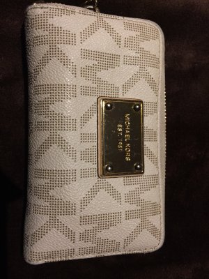 Michael Kors Wallet natural white-sand brown