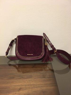 MK Brooklyn Saddle Bag