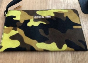 MK kuhfell clutch Camouflage wie neu Luxus Limited Edition hoher npr