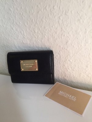 MK Michael Kors Geldbörse Portmonee schwarz