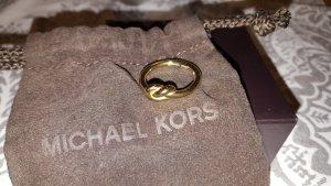 MK Michael Kors Gold Tone Knot Ring MKJ4211710