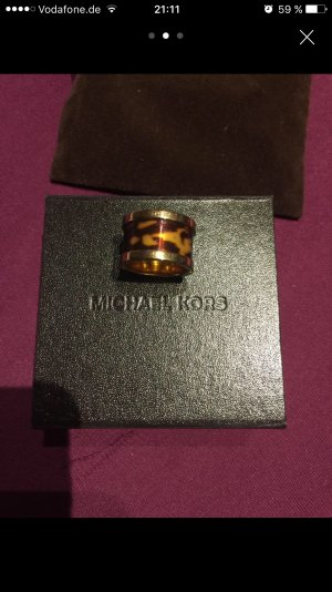 MK Michael Kors Ring Gold