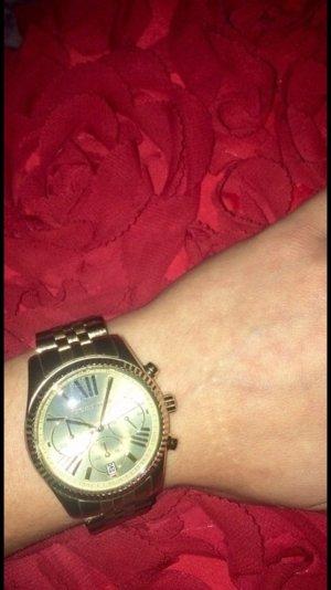 MK Michael Kors Uhr Gold