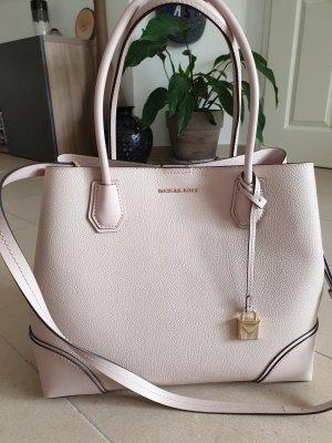 MK Original Tasche Michael Kors Damen Rosa Neuwertig Shopper Handtasche Bag Rosé Kors