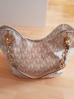 Michael Kors Carry Bag oatmeal leather
