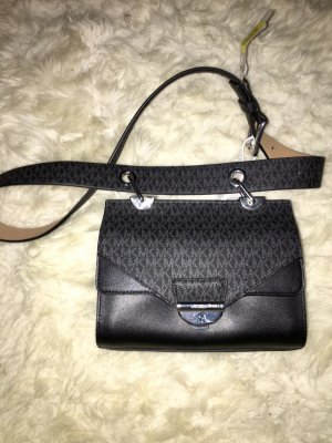 Michael Kors Bumbag black-anthracite leather