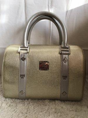 MCM Handbag gold-colored