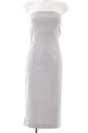 MNG Abendkleid hellgrau Elegant
