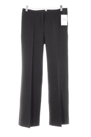 MNG Pantalón de vestir negro estilo «business»