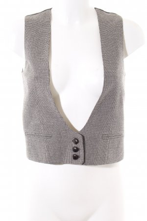 MNG Gilet stampa integrale stile professionale