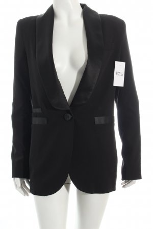 MNG Blazer schwarz Business-Look