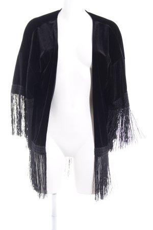 MNG Cardigan schwarz schlichter Stil