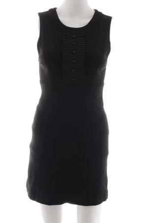 MNG Casual Sportswear Minikleid schwarz Business-Look