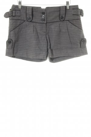 MNG Casual Sportswear Shorts Karomuster College-Look