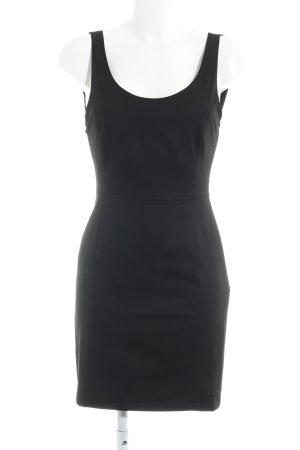 MNG Collection A-Linien Kleid schwarz Elegant