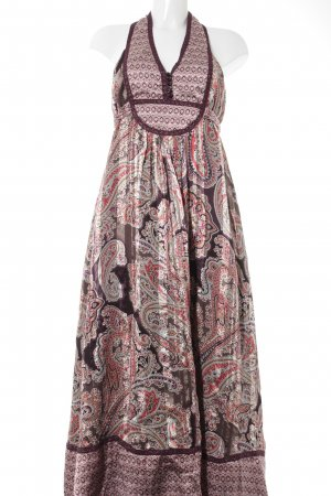 MNG Collection Hippiekleid Paisleymuster 70ies-Stil