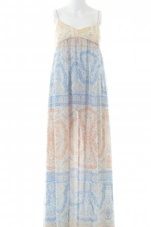 MNG Collection Maxikleid florales Muster Beach-Look