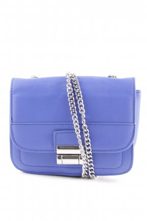MNG Collection Mini Bag neon blue casual look