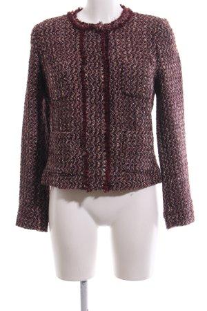 MNG Collection Tweedblazer bronzefarben meliert Business-Look