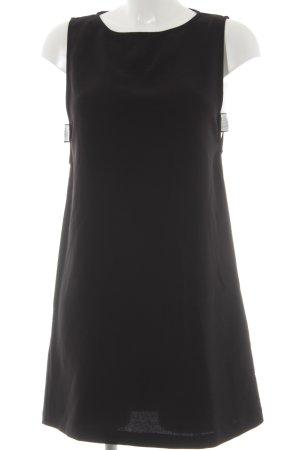 MNG Cut-Out-Kleid schwarz Elegant