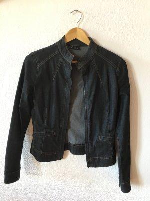 MNG Dkl. edle Jeans-Jacke, Gr. S