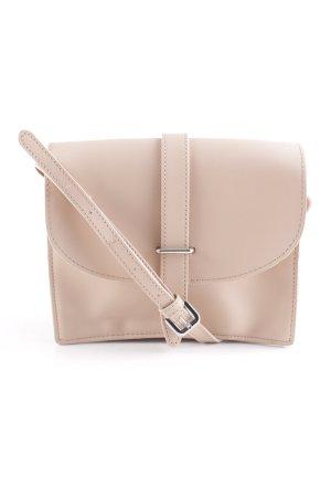 MNG Handtasche nude Casual-Look