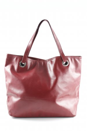 MNG Carry Bag dark red business style